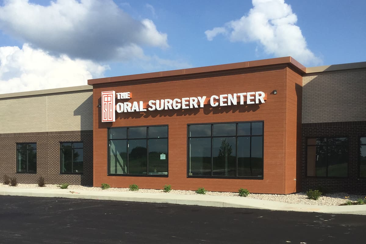 The Oral Surgery Center New Richmond by Derrick Building Solutions