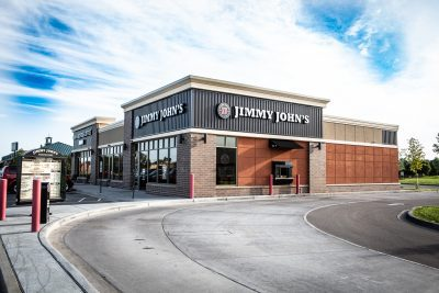 Jimmy John's New Richmond photo by Derrick Building Solutions