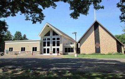 Mt. Zion Lutheran Church Exterior