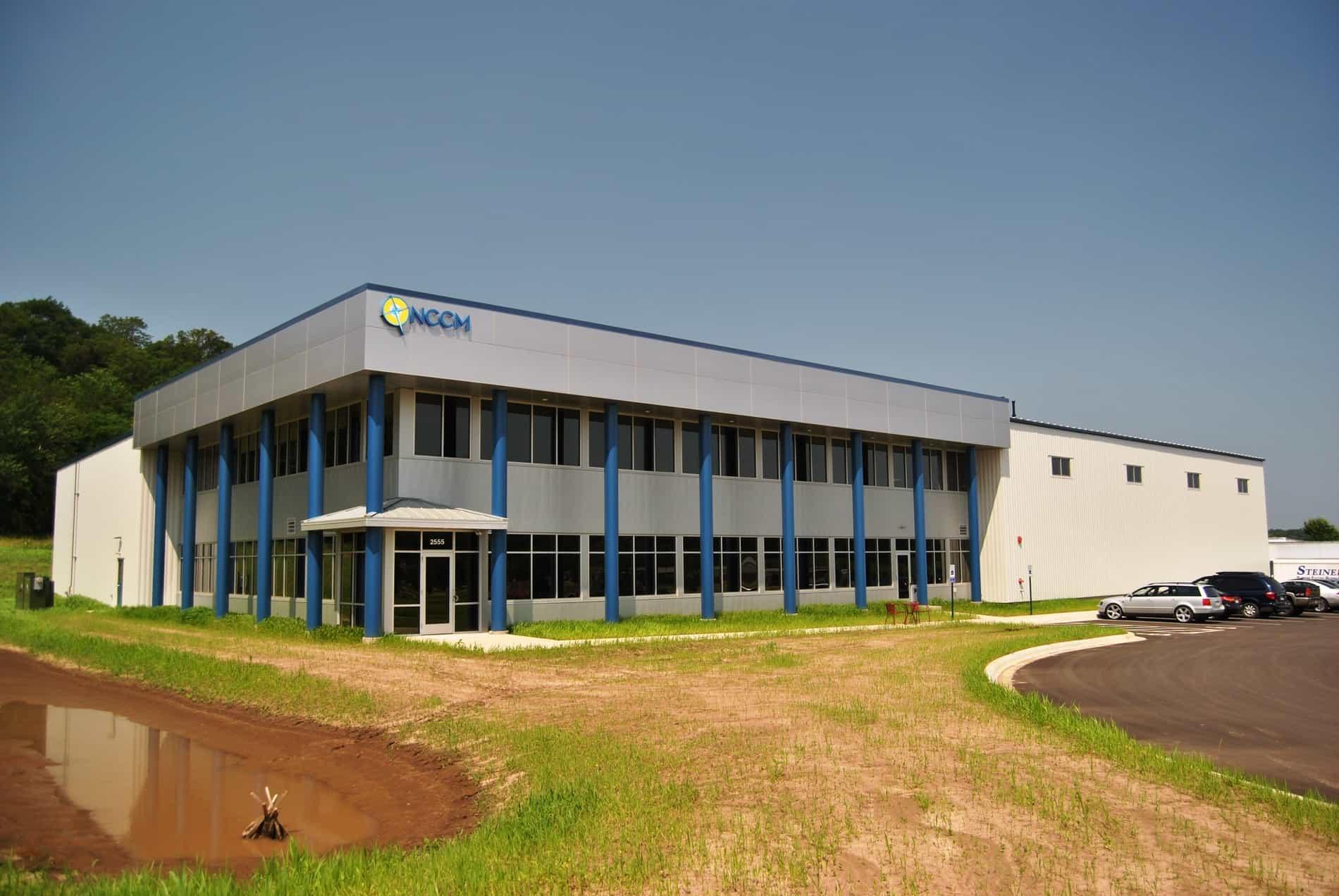 NCCM Exterior