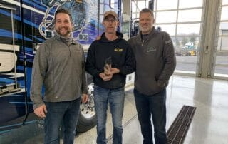Derrick Building Solutions Project of Distinction Award Jerry's Towing