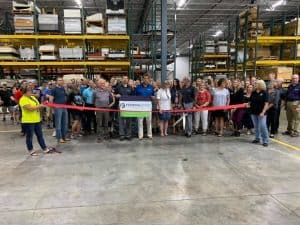 Ribbon Cutting July 12 2019