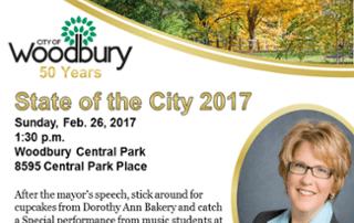 Woodbury 50th anniversary