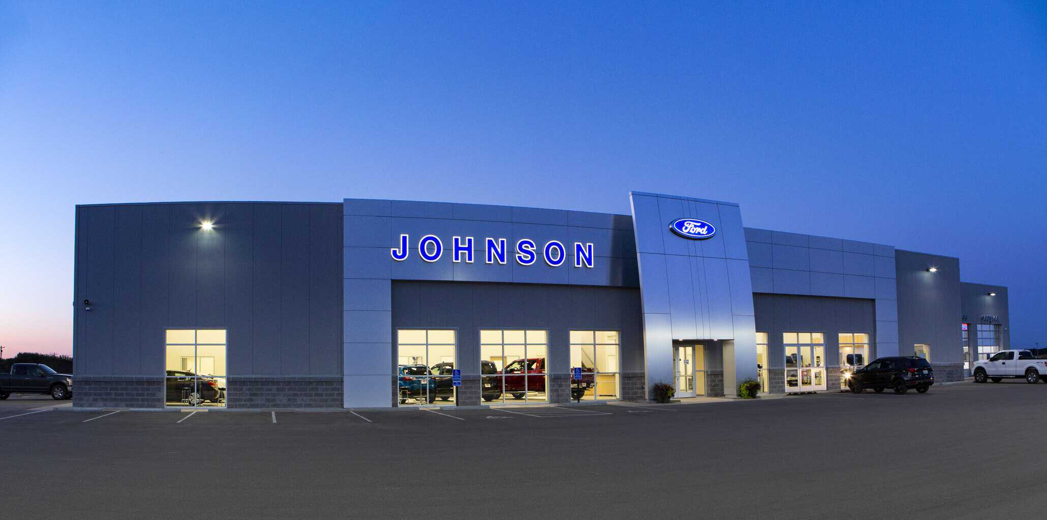 Johnson Ford New Richmond >> Longstanding Local Business Builds New Facility In New Richmond